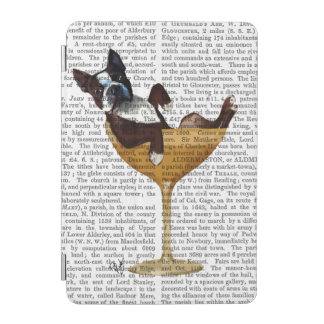 Boston Terrier in Cocktail Glass 2 iPad Mini Cover