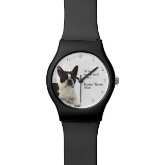 Boston Terrier Mom Watch