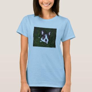 -Boston Terrier- T-Shirt