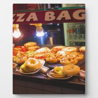 Bostons rich cuisine photos travel documentary plaque