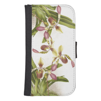 Botanical Flowers Samsung Galaxy Case