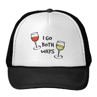 Both Ways Wine Glasses Cap