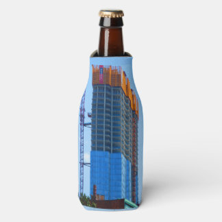 Bottle Cooler Boston Architecture Towers