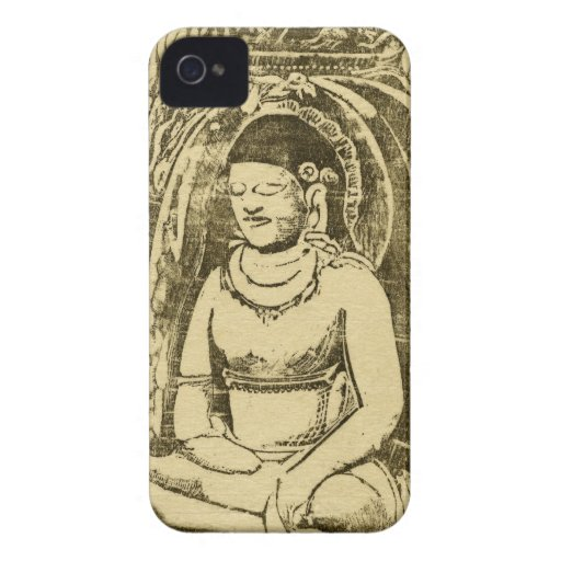 Bouddha (Buddha) by Paul Gauguin Case-Mate iPhone 4 Cases