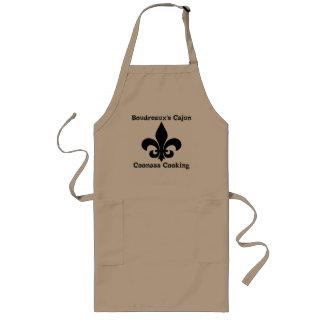 Boudreaux's Cajun Coonass Cooking Long Apron