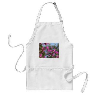Bougainvillea flowers standard apron
