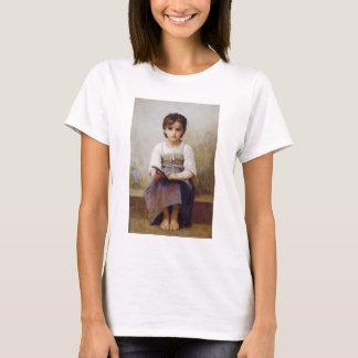Bouguereau The Hard Lesson T-shirt
