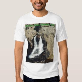 Boulder Falls T Shirts