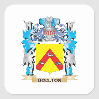 Boulton Coat of Arms Stickers