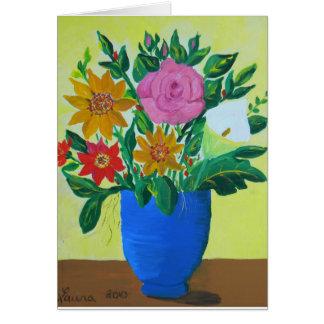 Bountiful Bouquet Card