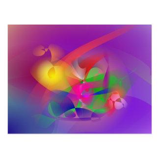 Bouquet Postcard