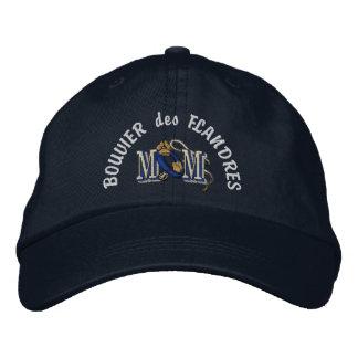 Bouvier des Flandres Dog Mom Embroidered Cap