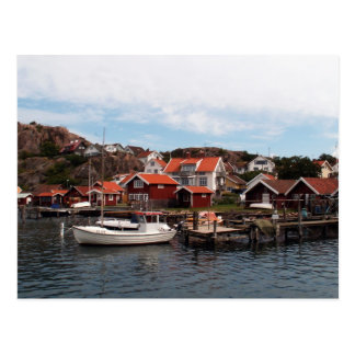 Bovallstrand Postcard