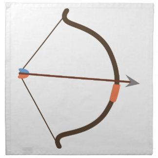 Bow & Arrow Napkin