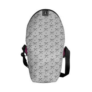 Bow Bag Messenger Bags