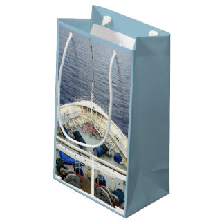 Bow Business Small Gift Bag