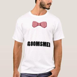 Bow Tie Groomsmen Shirt