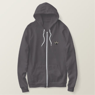 Bowling Embroidered Hoodie