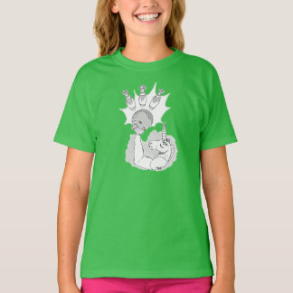 bowling unicorn T-Shirt