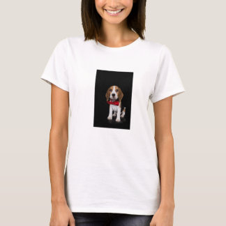 Bowtie Beagle puppy T-Shirt