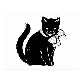 Bowtie Cat Postcards