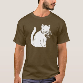 Bowtie Cat T-Shirt