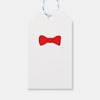bowtie gift tags