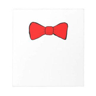 bowtie notepad