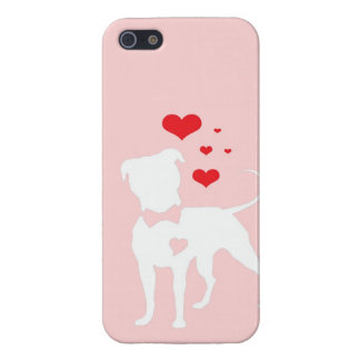 Bowtie Pooch Cover For iPhone 5/5S