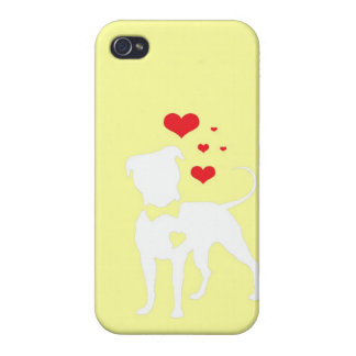 Bowtie Pooch iPhone 4 Cases