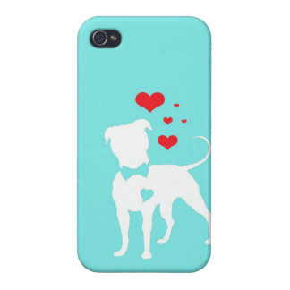 Bowtie Pooch iPhone 4 Cover