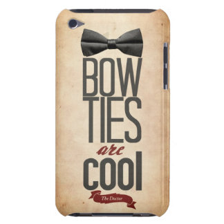 Bowties Are Cool iPod Case-Mate Case