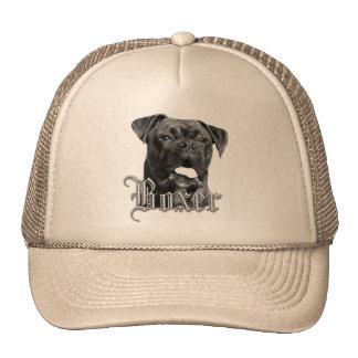 Boxer Dog Cap