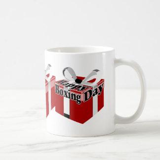 Boxing Day Coffee Mug