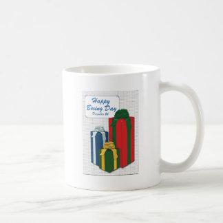 Boxing Day Mugs