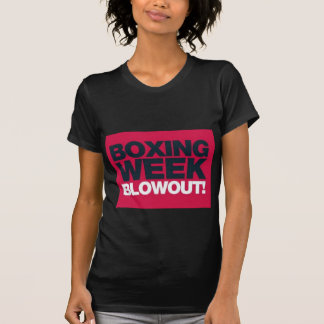 boxing day t-shirts