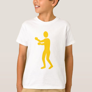 Boxing Figure - Amber T-Shirt