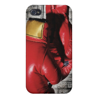 Boxing Gloves iPhone4 Case Cover iphone 4 Cases For iPhone 4