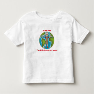 Boy and loves everyone. toddler T-Shirt