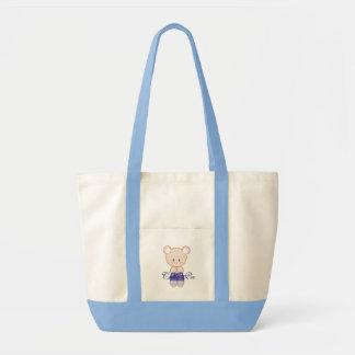 Boy Bear Tote Bag