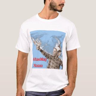 Boy with Laser Gun T-Shirt