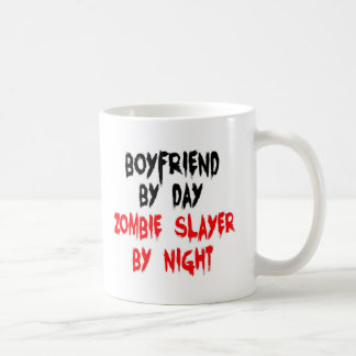 Boyfriend Zombie Slayer Coffee Mug