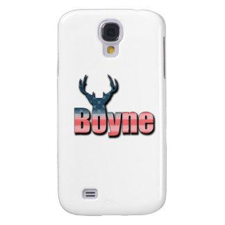 Boyne_Patriotic_deer Galaxy S4 Case