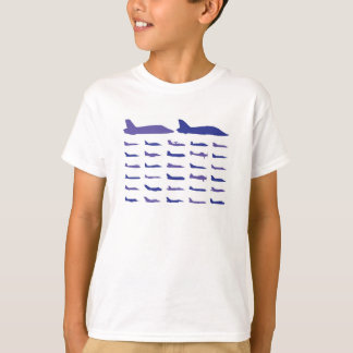 Boy's Airplanes Graphic T-Shirt