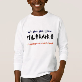 Boys Human Rights Equality Disability Sweatshirt