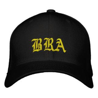 BRA Cape Flexfit, Brodee Embroidered Baseball Caps
