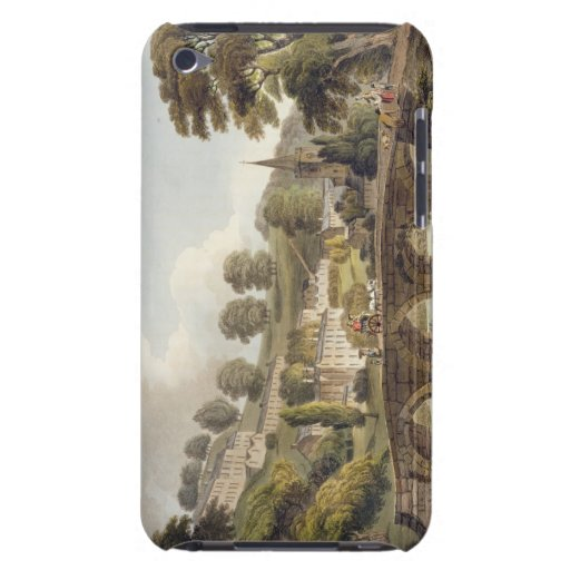 Bradford, from 'Bath Illustrated by a Series of Vi iPod Case-Mate Case