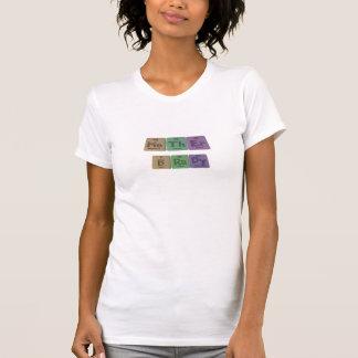 Brady as Boron Radium Dysprosium T-Shirt