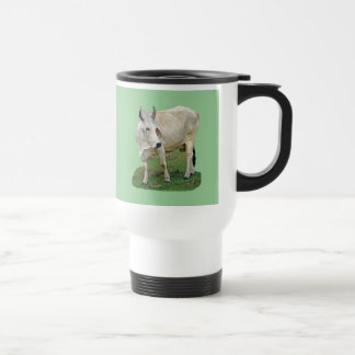 Brahman Cattle Travel Mug