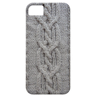 braided knit pattern case for the iPhone 5